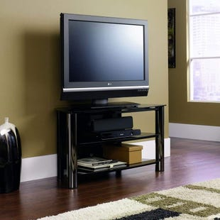 "Chroma Black 42"" TV Stand"