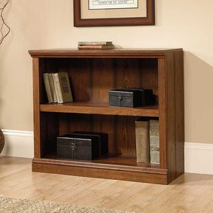 Washington 2 Shelf Bookcase