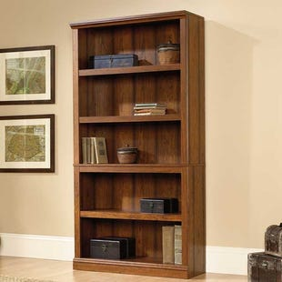 Washington 5 Shelf Bookcase