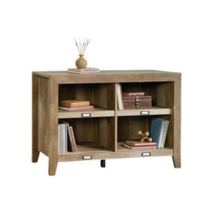 Sauder Dakota Pass Rustic Short Bookcase