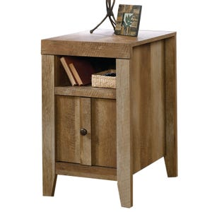 Sauder Craftsman Oak Dakota Pass End Table
