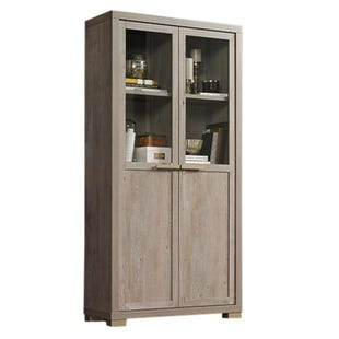 Manhattan Gate Gray Storage Cabinet