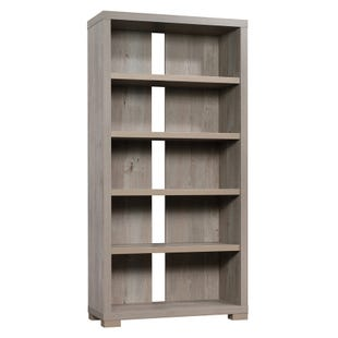 Manhattan Gate Gray Tall Bookcase