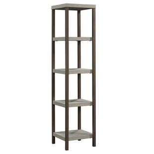 Manhattan Gate Gray Tower Bookcase