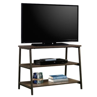 North Avenue Smoked Oak TV Stand