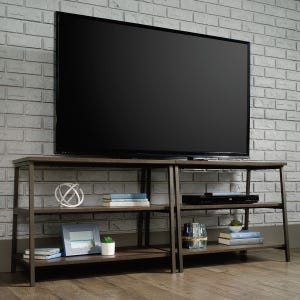 North Avenue Smoked Oak 2 Piece TV Stand