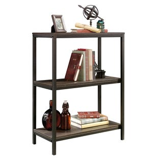 North Avenue Smoked Oak Bookcase