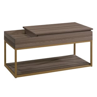 Lux Lift-Top Coffee Table Oak