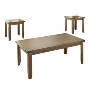 Chester 3 Pack Occasional Table Set