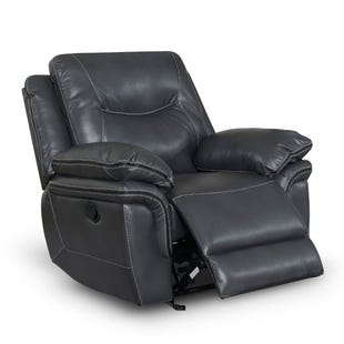 Isabella Recliner Gray