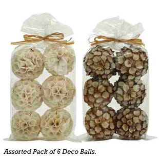 Dried Sola Ball
