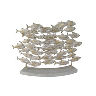 School of Fish Decor
