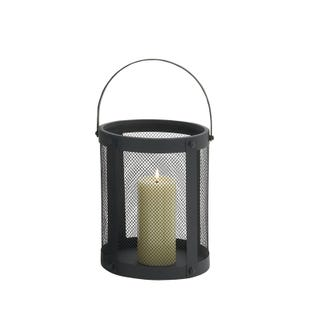 Small Metal Candle Lantern