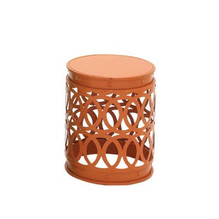 AVA Coral Small Round Indoor or Outdoor Accent Table