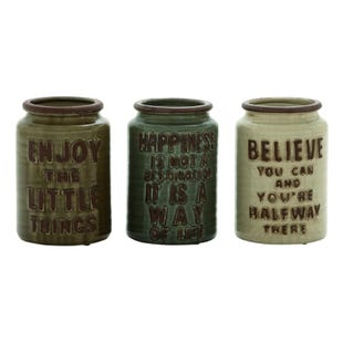 Life's Messages Assorted Vase