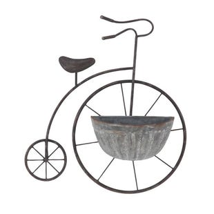Tricycle Wall Planter