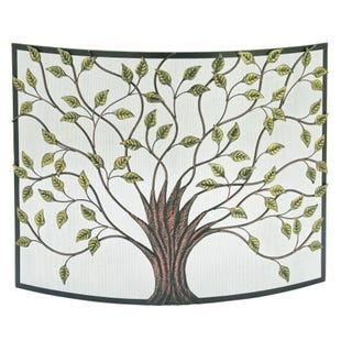 Tree Fire Screen