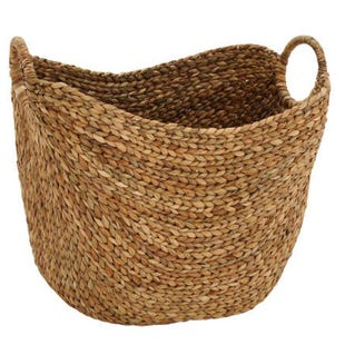 Seagrass Large Woven Basket