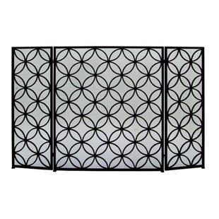 Geo Fire Screen