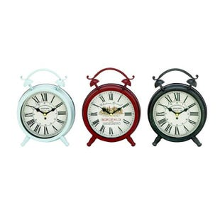Assorted Contemporary Clock