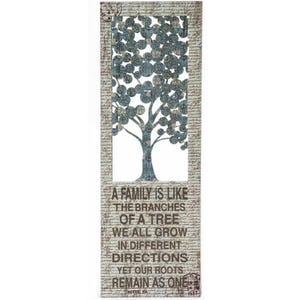 Family Tree Roots Wall Art