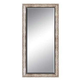 Rustic Beveled Mirror