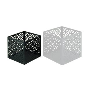 Metal Outdoor Planter Medium