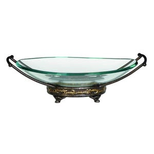 Medium Glass Bowl