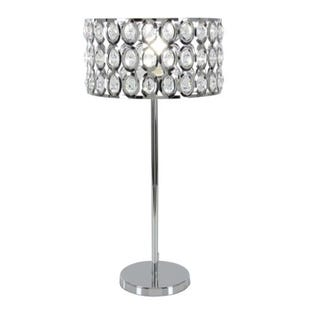 Crystal Glam Table Lamp