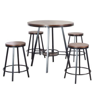 Rory 5 Piece Counter Height Dining Set