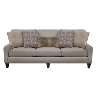 Jackson Ackland Cream Sofa with USB Port