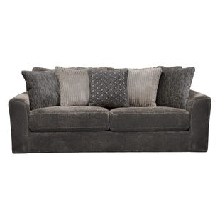 Midwood Smoke Chenille Sofa