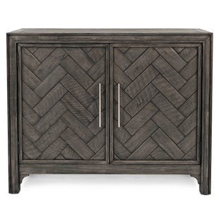 Gramercy Platinum Chevron Chest