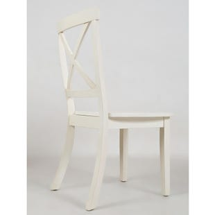 Jofran Lilly X Back Dining Chair