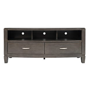 "Scarsdale Dark Gray 70"" TV Console"