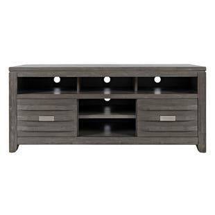 "Altamonte Brushed Gray 70"" TV Console"