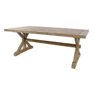 Carlyle Crossing Solid Pine Coffee Table