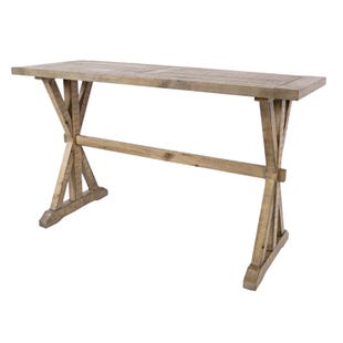 Carlyle Crossing Solid Pine Sofa Table