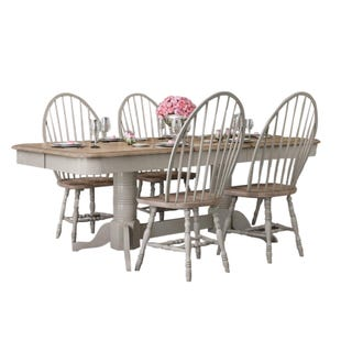 Westport Gray 5 Piece Dining Set