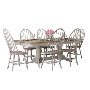 Westport Gray 7 Piece Dining Set