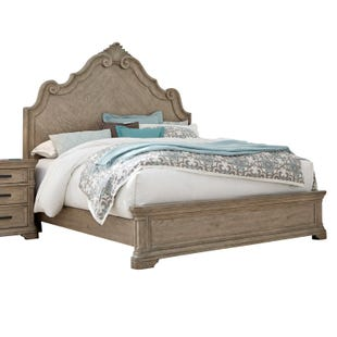 Monterey Beige King Bed