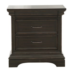 Pulaski Caldwell 3 Drawer Nightstand