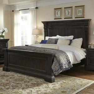 Pulaski Caldwell King Panel Bed