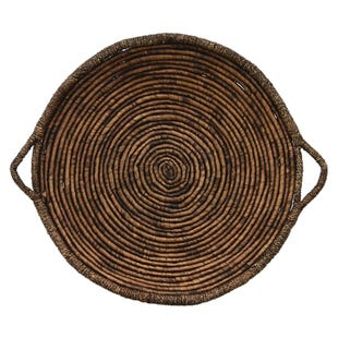 Deep Water Hyacinth Tray
