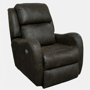 Siri Recliner with Power Headrest