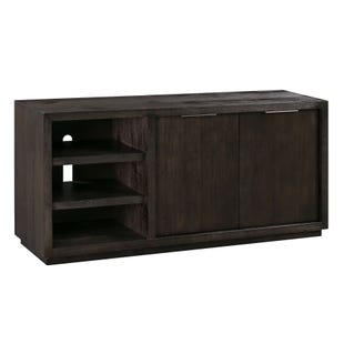 "Oxford 64"" Entertainment Console Gray"