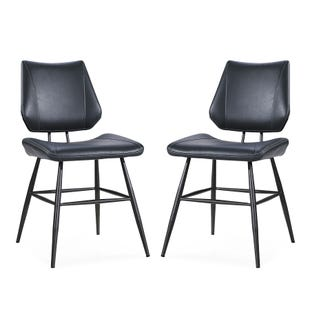 Oxford Set of 2 Chairs Cobalt