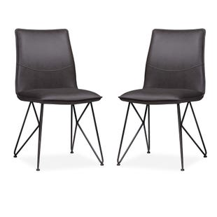 Kali St James Set of 2 Chairs Davey's Gray