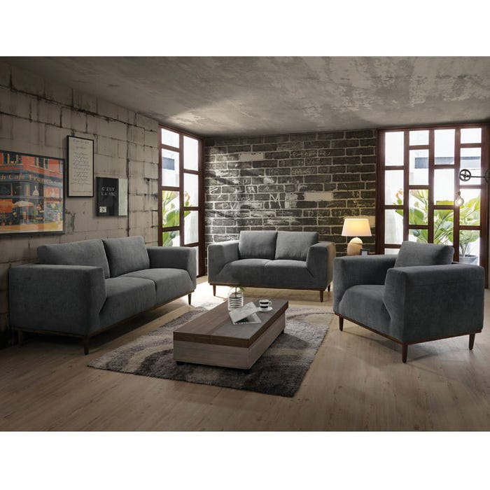 Fantastic Lunaville Charcoal Sofa Download Free Architecture Designs Scobabritishbridgeorg