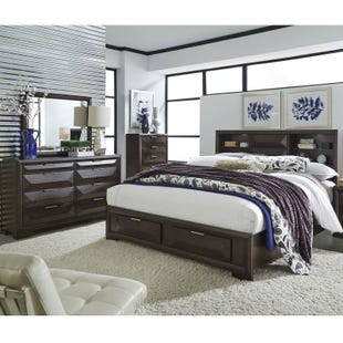 Newland Modern Storage Queen Bedroom Set